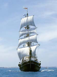 Корабль актеры и роли