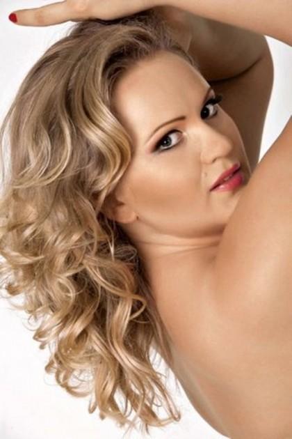 олеся жураковская фото голая