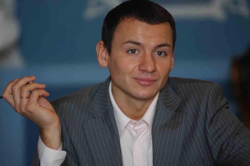 Александр Олешко актер