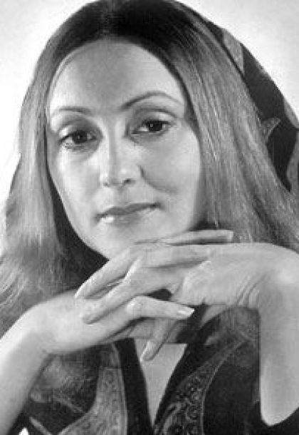Лариса Кадочникова актер