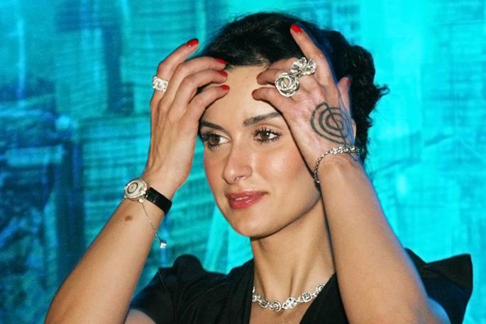 Татуировка канделаки