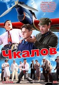 Чкалов актеры и роли