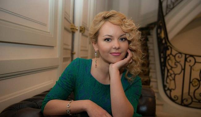Ольга Бурлакова