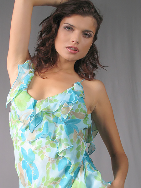 Anna Azarova Nude Photos 22