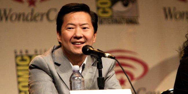 Кен Жонг актер