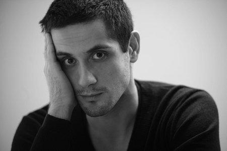 Фото актера Марк Богатырёв