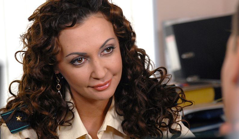 Фото актера Юлия Сафонова, биография и фильмография