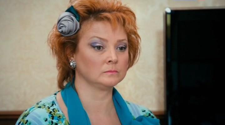 Наталья Унгард фильмография