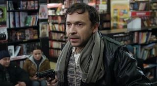 Актер Сергей Ланбамин фото