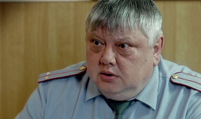 Сергей Серов фильмография