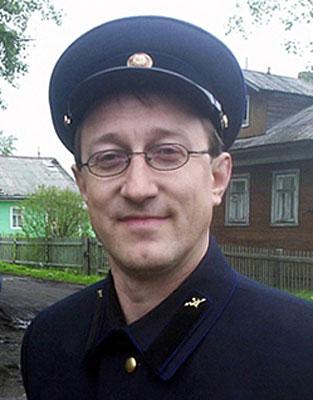 Фото актера Федор Румянцев