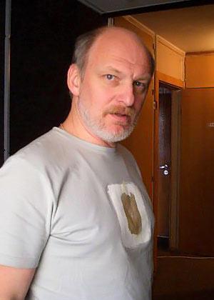 Актер Никита Прозоровский-Семёнов фото