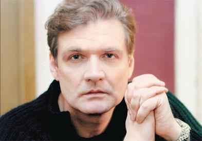 Актер Владимир Симонов фото