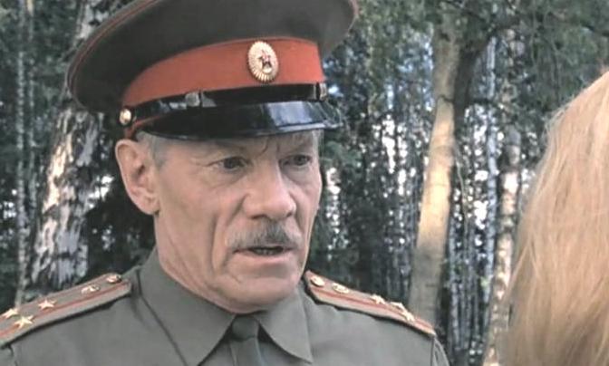 Актер Михаил Жигалов фото