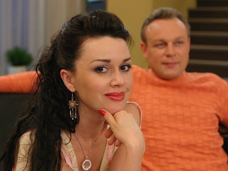 Анастасия Заворотнюк актеры фото сейчас