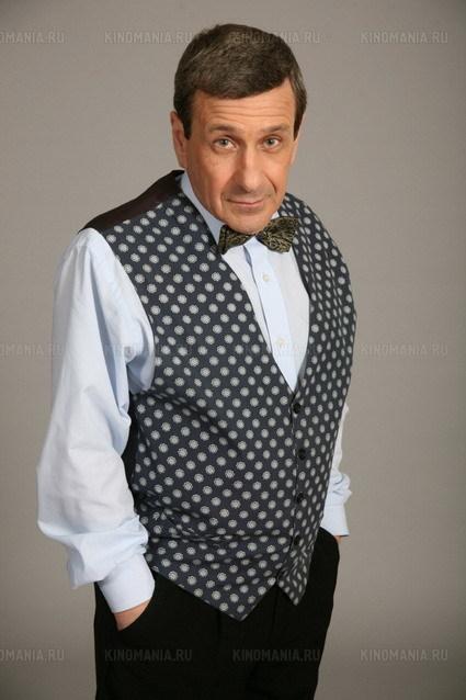 Борис Смолкин актеры фото биография