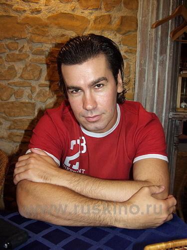 Фото актера Александр Кольцов