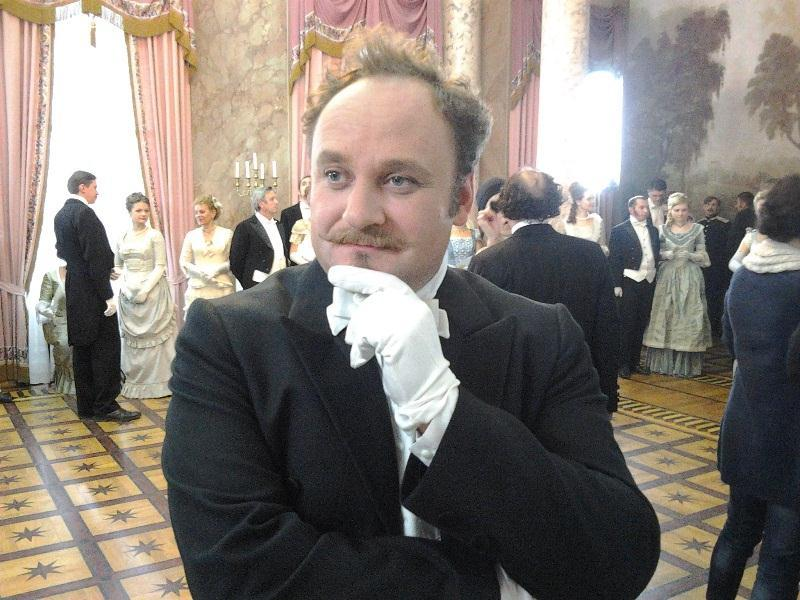 Роман Калькаев актеры фото сейчас