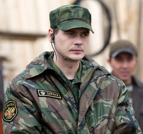 Актер Александр Пашков фото