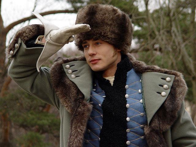 Актер Дмитрий Исаев фото