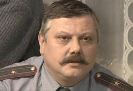 Актер Сергей Серов фото