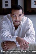 Фото актера Саид Дашук-Нигматулин