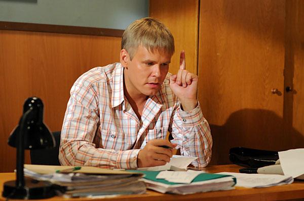 Актер Илья Соколовский фото