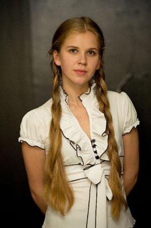 Дарья Баранова актеры фото биография