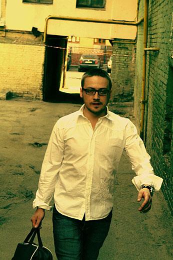 Актер Владимир Башкиров фото