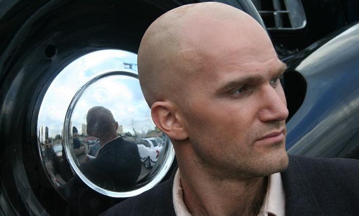 Фото актера Егор Баринов, биография и фильмография
