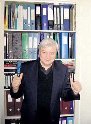 Александр Стефанович актеры фото сейчас
