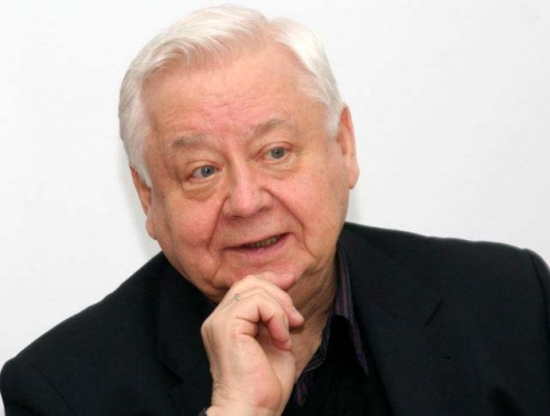 Олег Табаков актеры фото биография