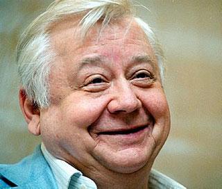 Олег Табаков фото жизнь актеров