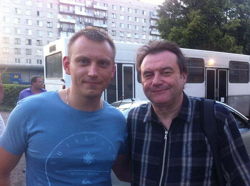 Фото актера Сергей Малюгов