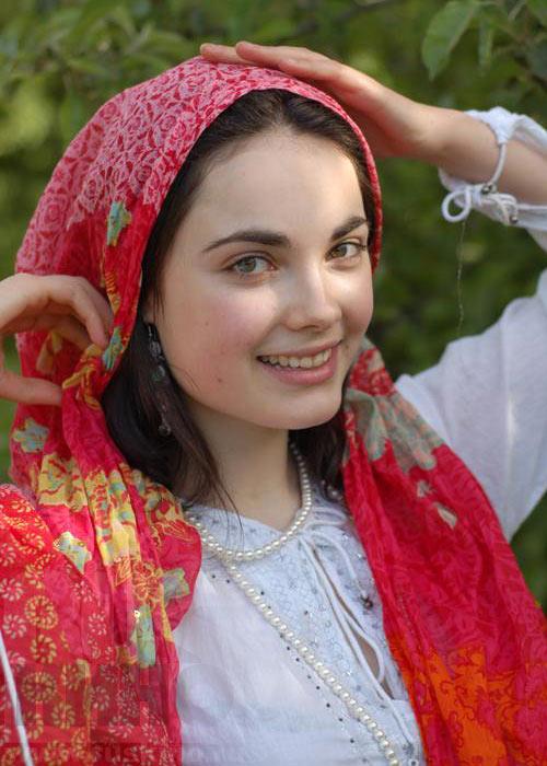 Сесиль Свердлова актеры фото биография