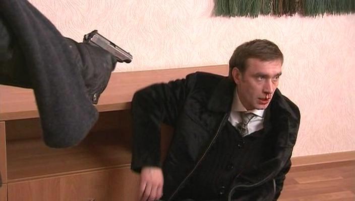 Актер Александр Кудренко фото