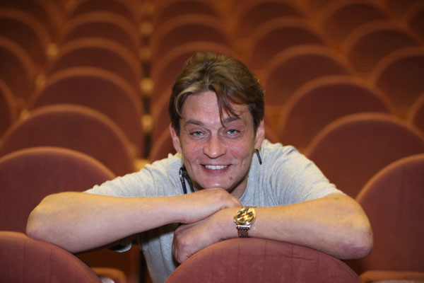 Актер Александр Домогаров фото
