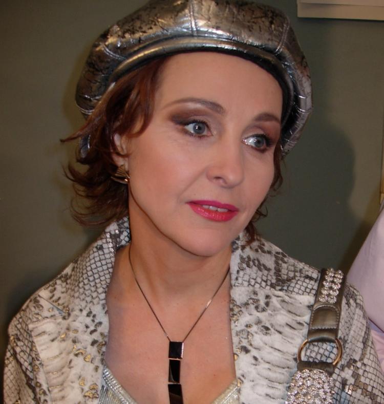 Елена Борзова фото