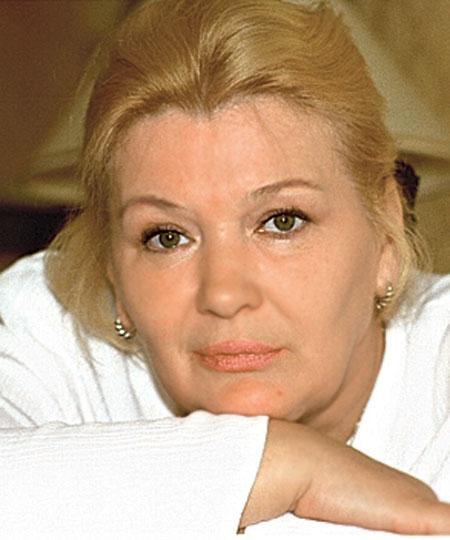 Актер Галина Польских фото