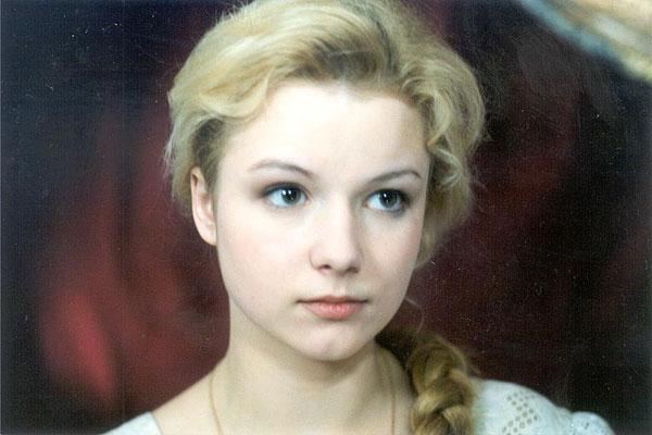 Александра Живова фото