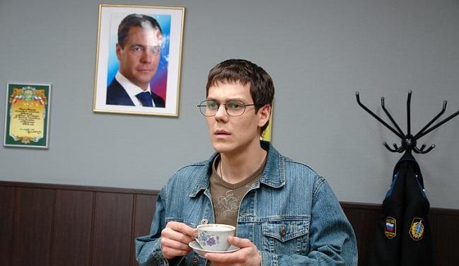 Фото актера Михаил Шкловский, биография и фильмография