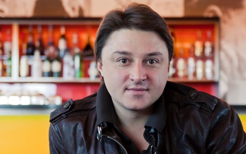 Актер Максим Лагашкин фото