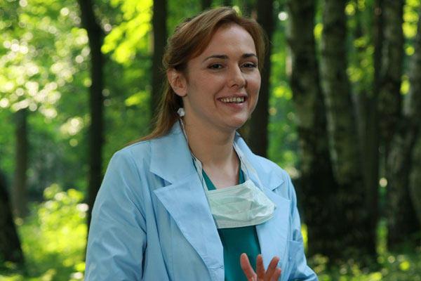 Фото актера Елена Панова