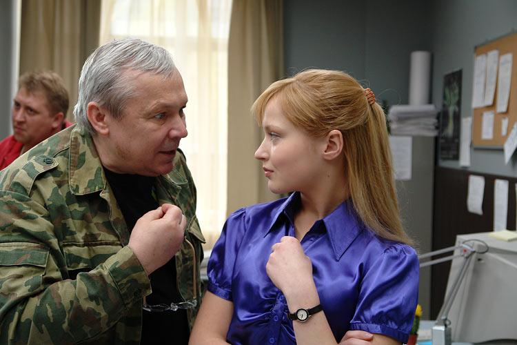 Василий Мищенко актеры фото биография