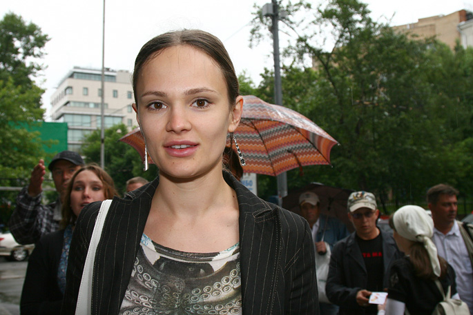 Актер Дарья Чаруша фото