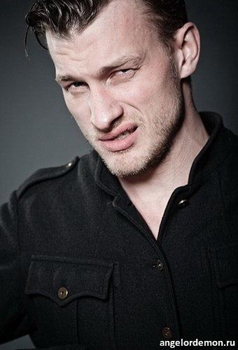 Фото актера Петр Рыков
