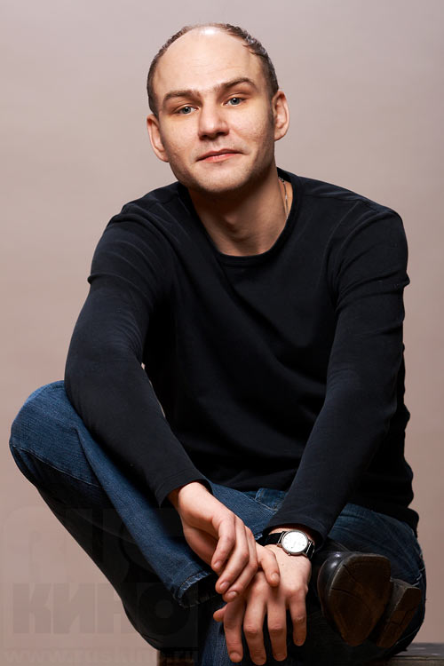 Актер Константин Шелестун фото