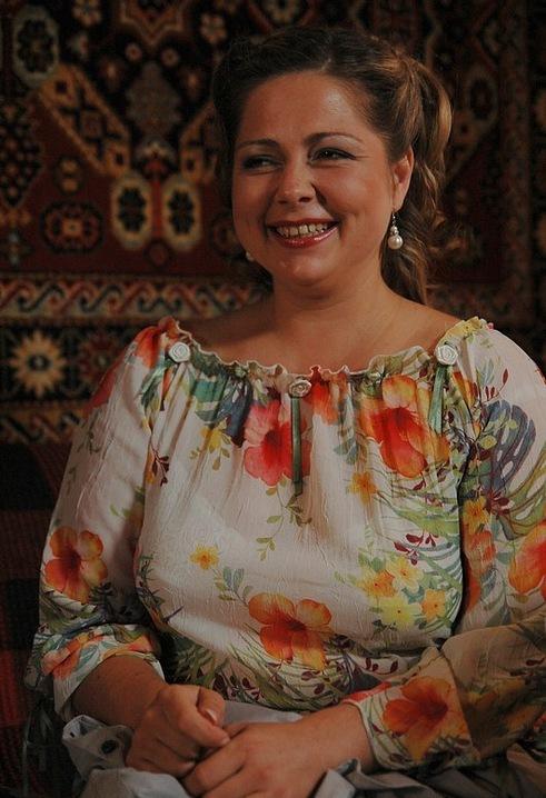 Актер Олеся Пуховая фото