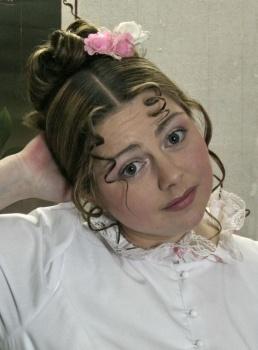 Олеся Пуховая фото