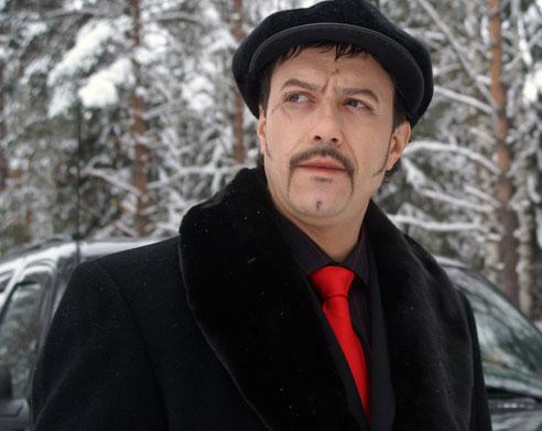 Актер Борис Хвошнянский фото